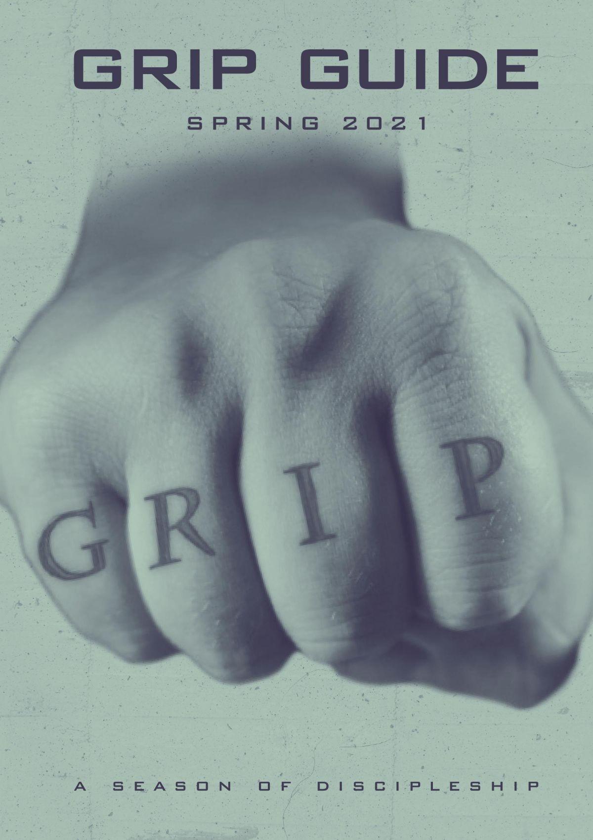 GRIP Guide Spring 2021