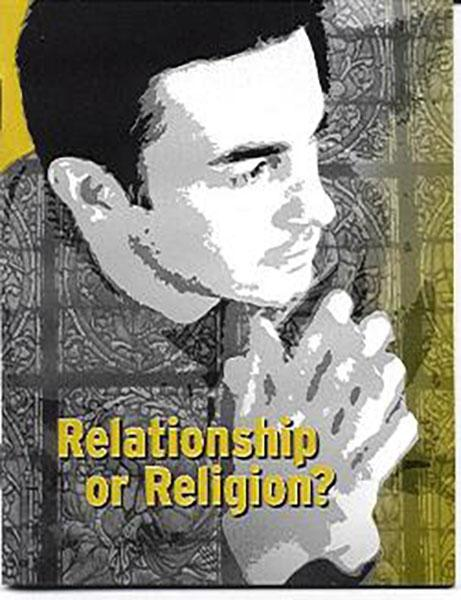 Relationship Or Religion
