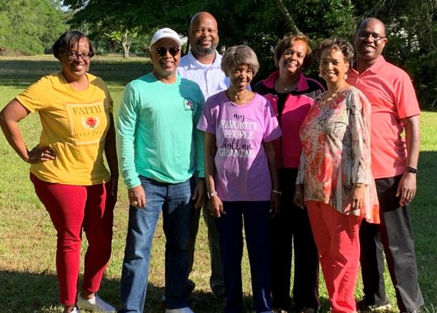 Mother's Day 2020 in Spartanburg, SC – Sandra's siblings (& German)