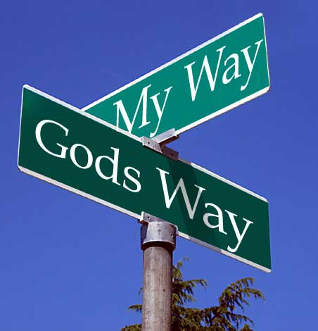 Gods way My way