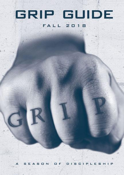 GRIP Guide Fall 2018