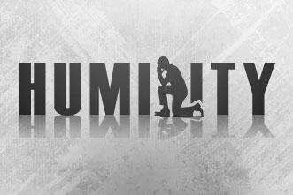 Humility banner