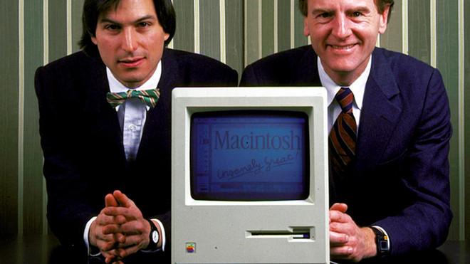 Steve Jobs John Sculley