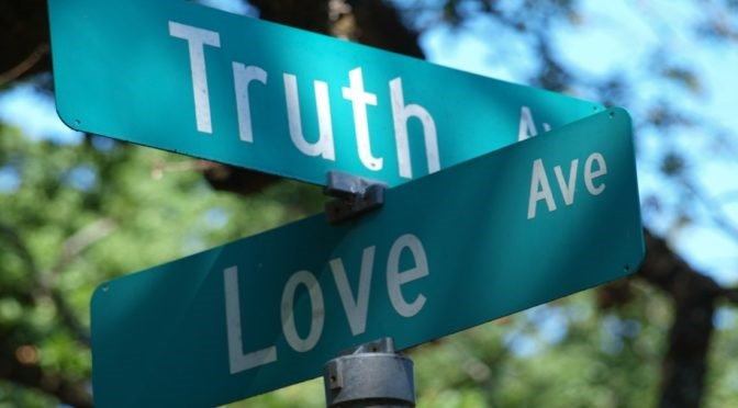 Truth and love Ave